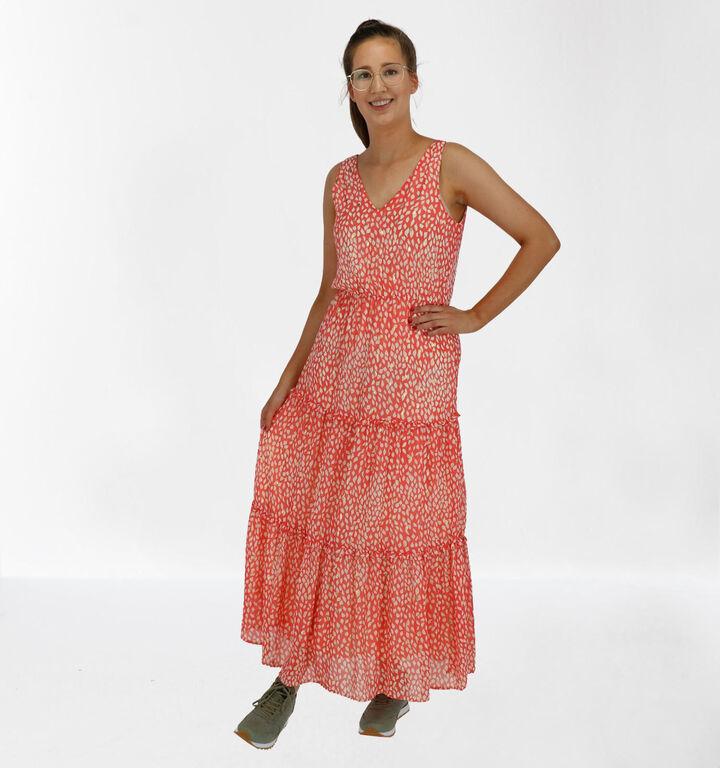 Vero Moda Roze Maxi Jurk