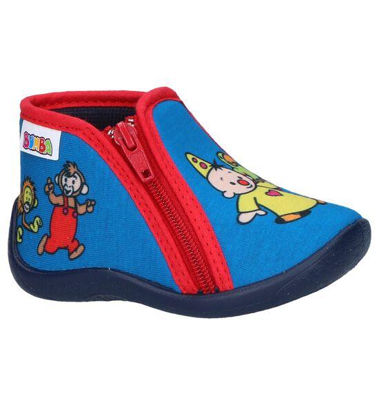 Blauwe Pantoffels Bumba