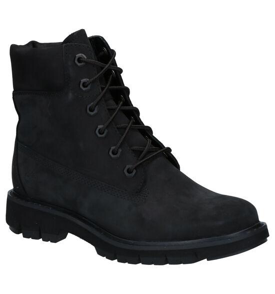 Timberland Lucia Way 6 Inch Boots Zwart