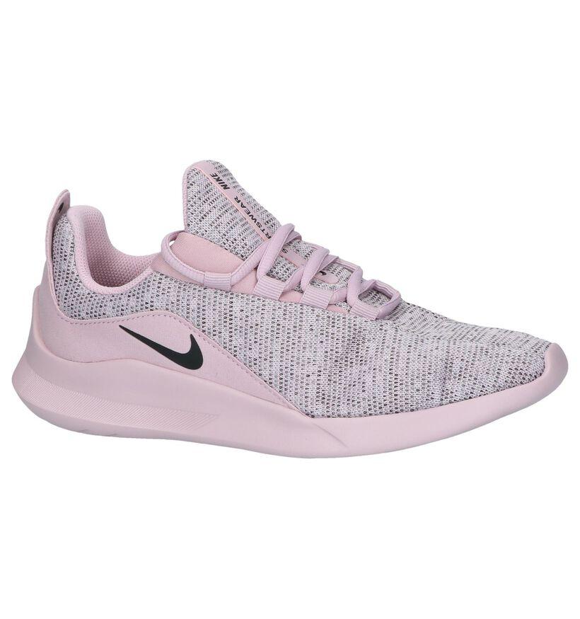 Roze Slip-on Sneakers Nike Viale Prem in stof (237844)