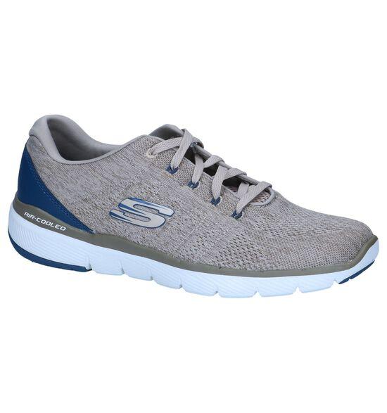 Beige Sneakers Skechers Lite-Weight
