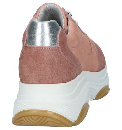 Bullboxer Pastel Roze Sneakers , Roze, pdp
