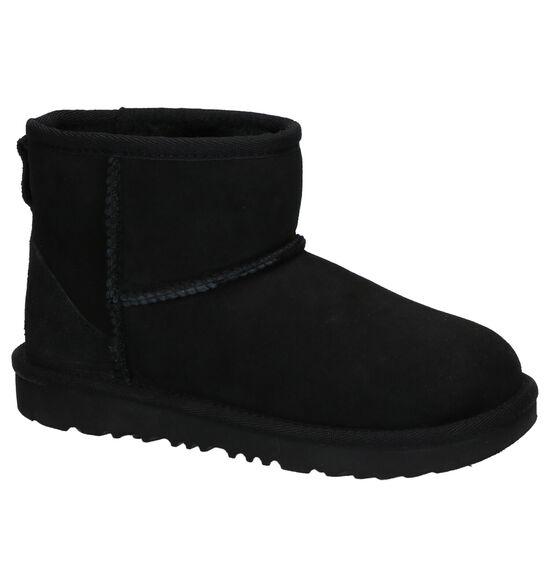 UGG Classic Mini Zwarte Korte Laarzen