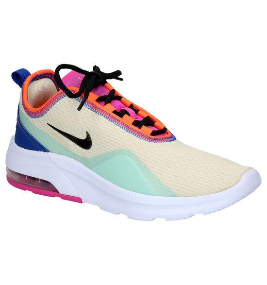Nike Air Max Motion Beige Sneakers