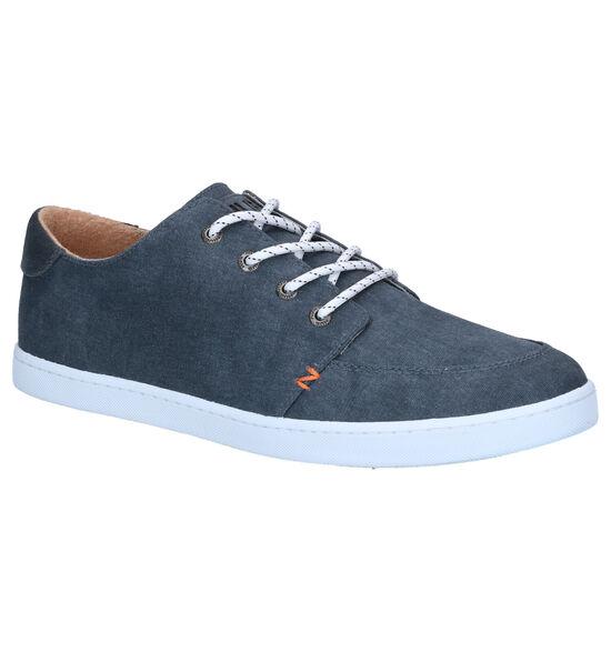 Hub Boss Blauwe Sneakers