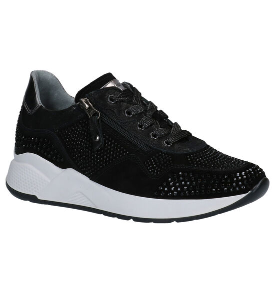 NeroGiardini Zwarte Sneakers