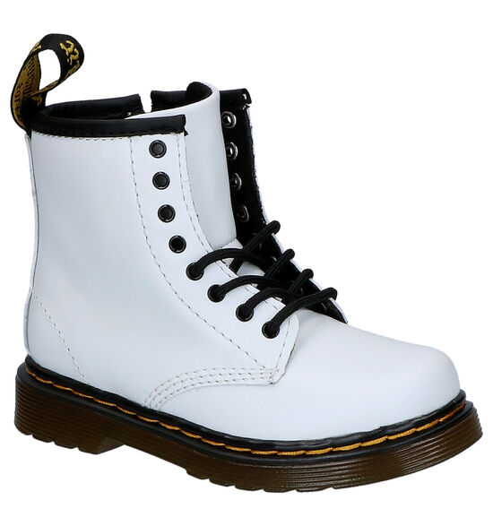 Dr. Martens 1460 Witte Boots