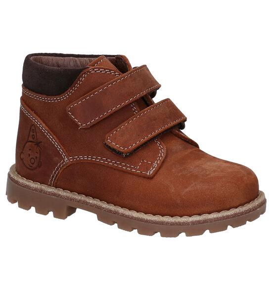 Bumba Cognac Boots