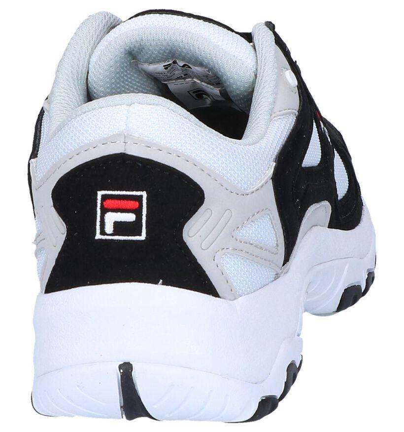 Fila Select Low Roze Sneakers in kunstleer (240890)