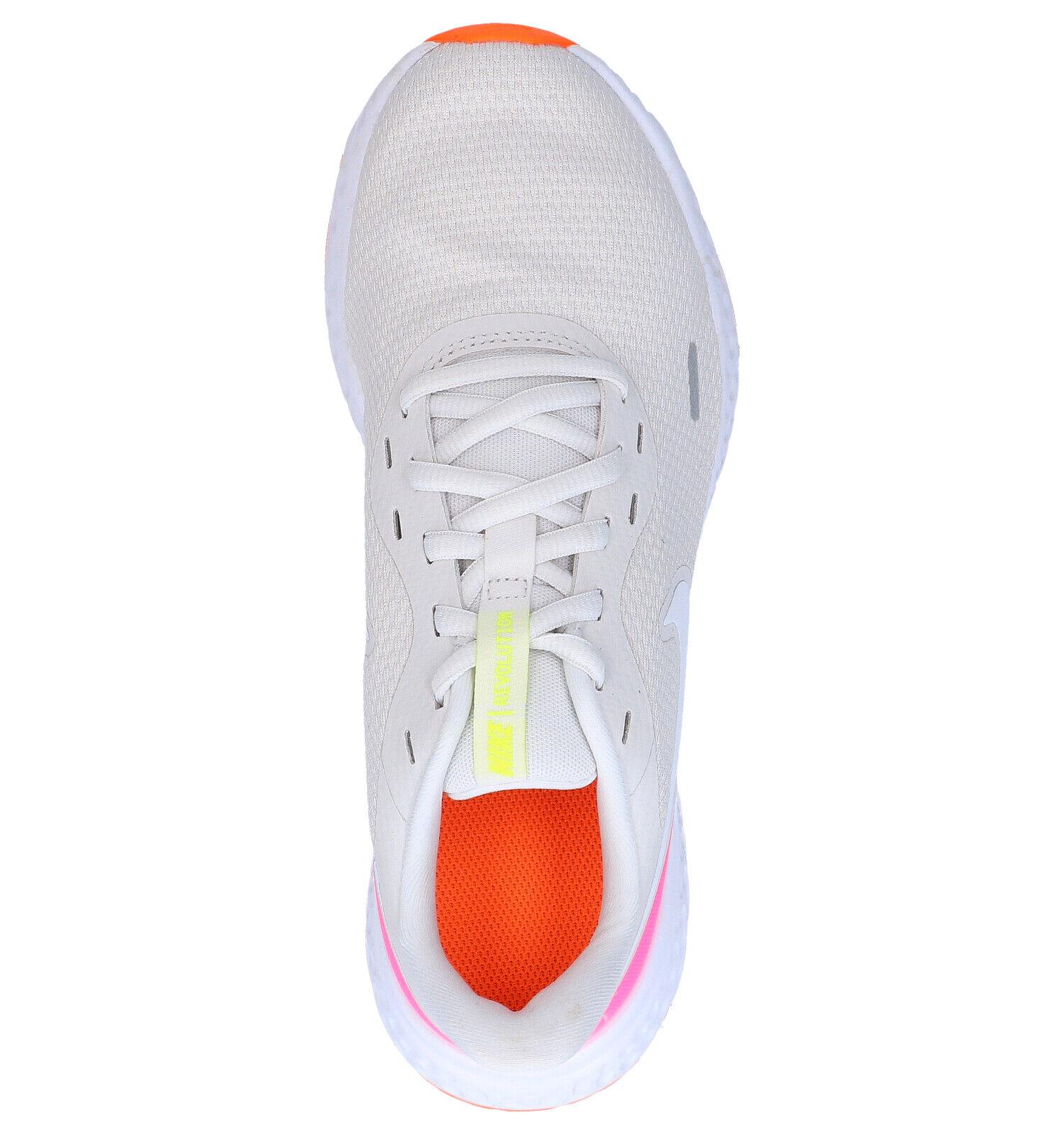 Nike Revolution 5 Witte Sneakers