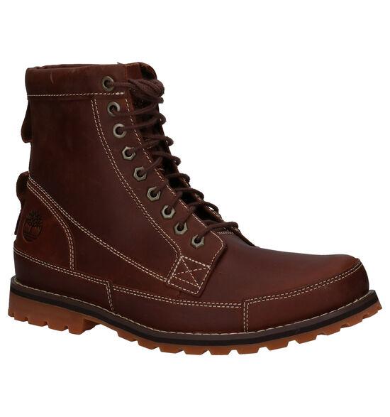 Timberland Originals 6 Inch Boot Cognac