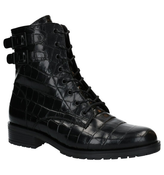 Gabor OptiFit Zwarte Boots