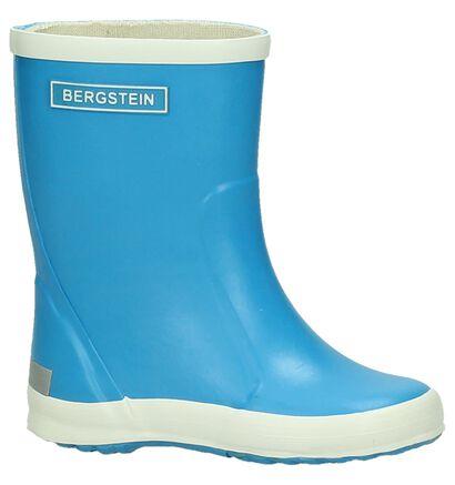 Blauwe Bergstein Regenlaarzen in rubber (180419)