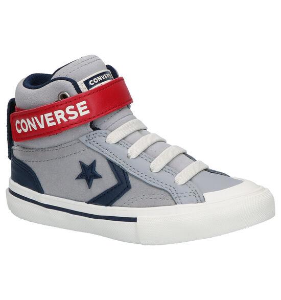 Converse Pro Blaze Grijze Sneakers