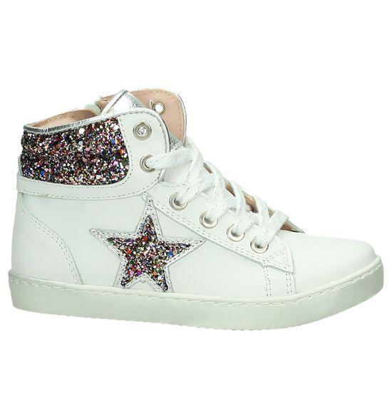Witte Hoge Sneakers K3 by Torfs