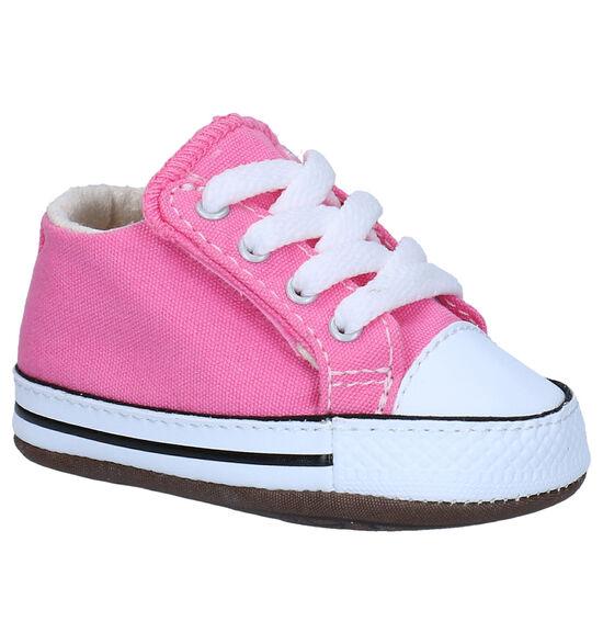 Converse CT All Star Crib Roze Babysneakers