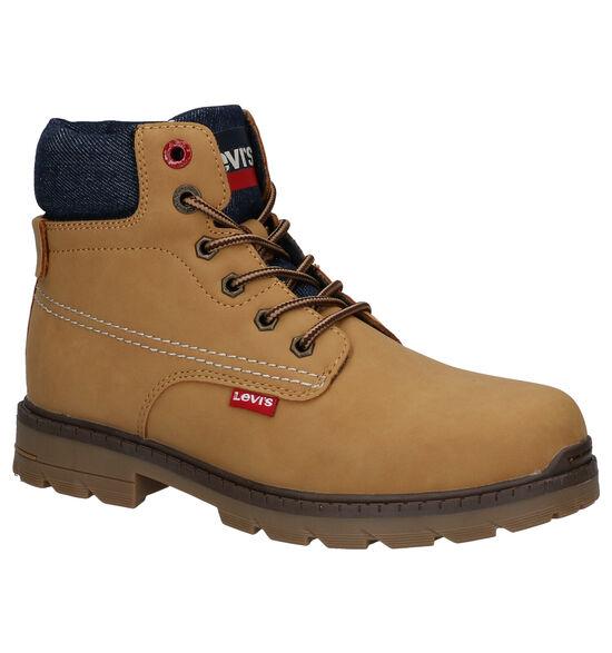 Levi's New Forrest Mid Naturel Boots
