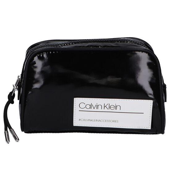 Zwart Make-Up Tasje Calvin Klein Bind