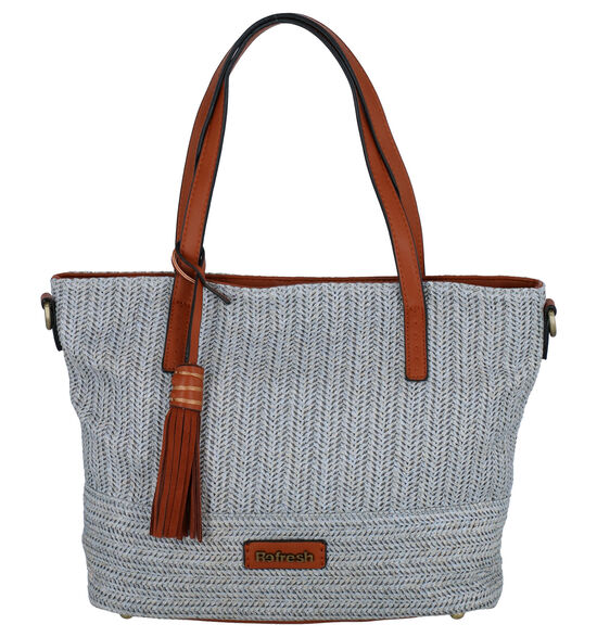Refresh Blauwe Shopper