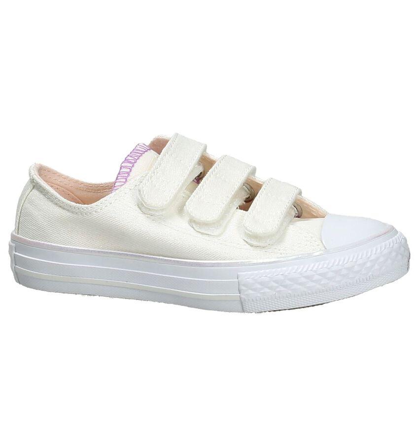 Converse Chuck Taylor All Star 3V Ecru Sneakers