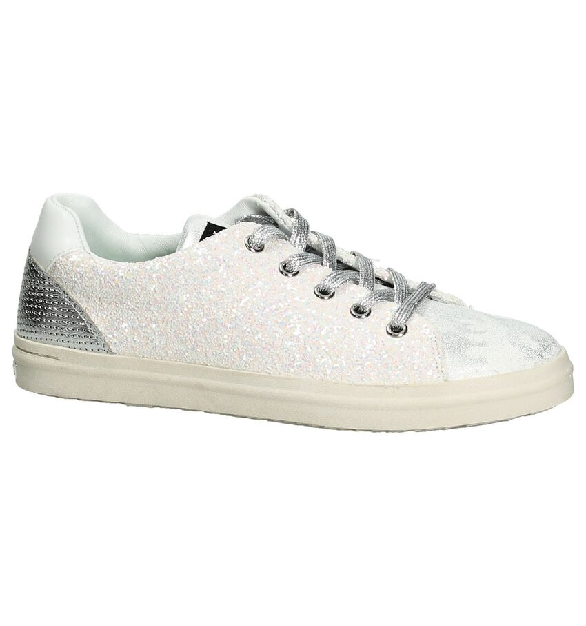 Witte Sneakers Replay Merit