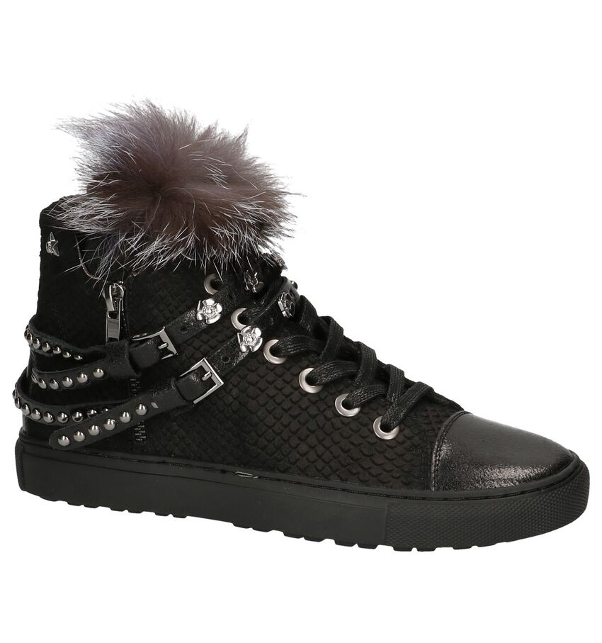 Replay Zwarte Boots