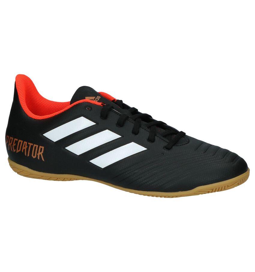 Zwarte Sportschoenen Adidas Predator Tango