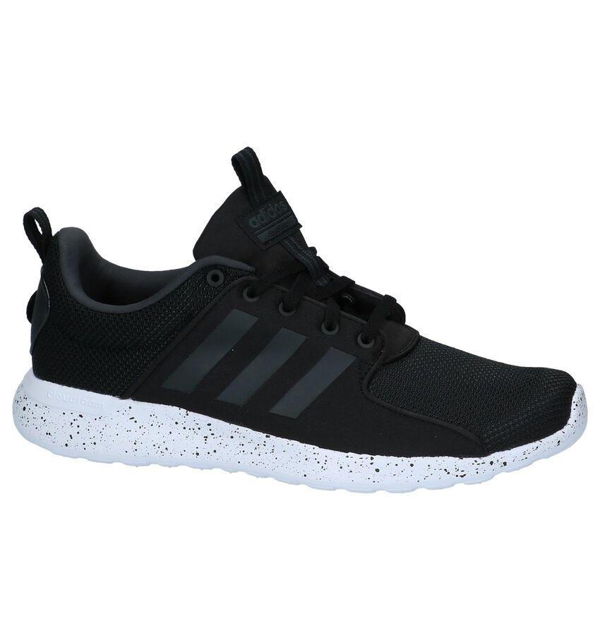 Zwarte Runner Sneakers Adidas Cloudfoam Lite Racer