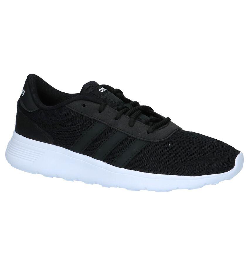 Runner Sneakers Adidas Lite Racer Zwart