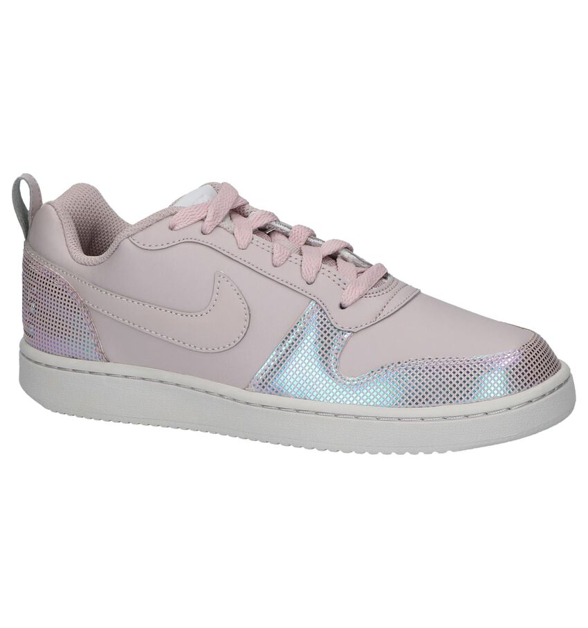 Lage Sneakers Nike Court Borough Roze