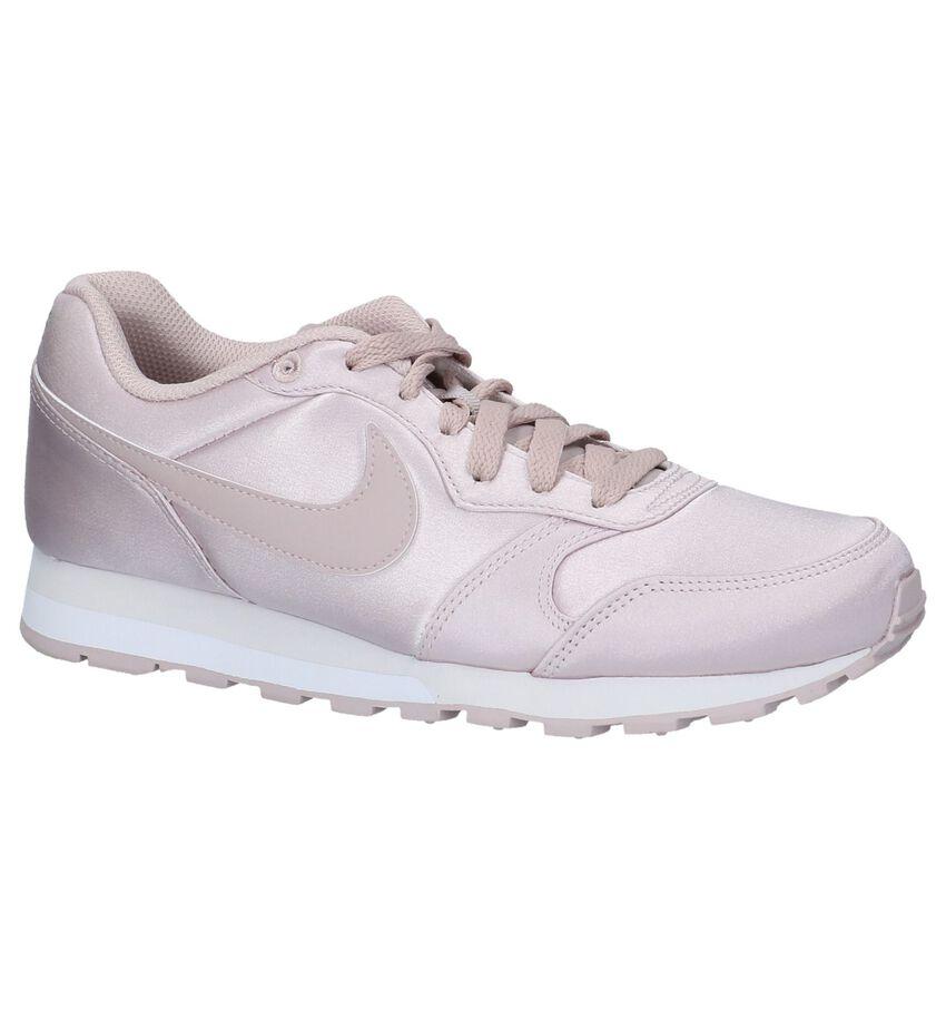 Rose Gold Sneakers Nike MD Runner 2