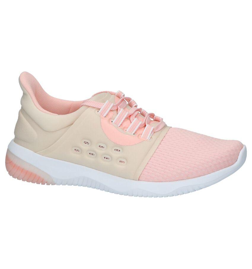 Roze Lage Sportieve Sneakers Asics Gel Kenun Lyte