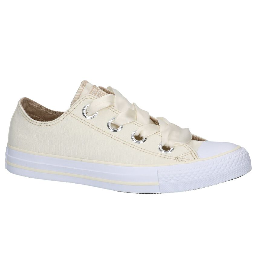 Ecru Lage Sportieve Sneakers Converse Chuck Taylor All Star