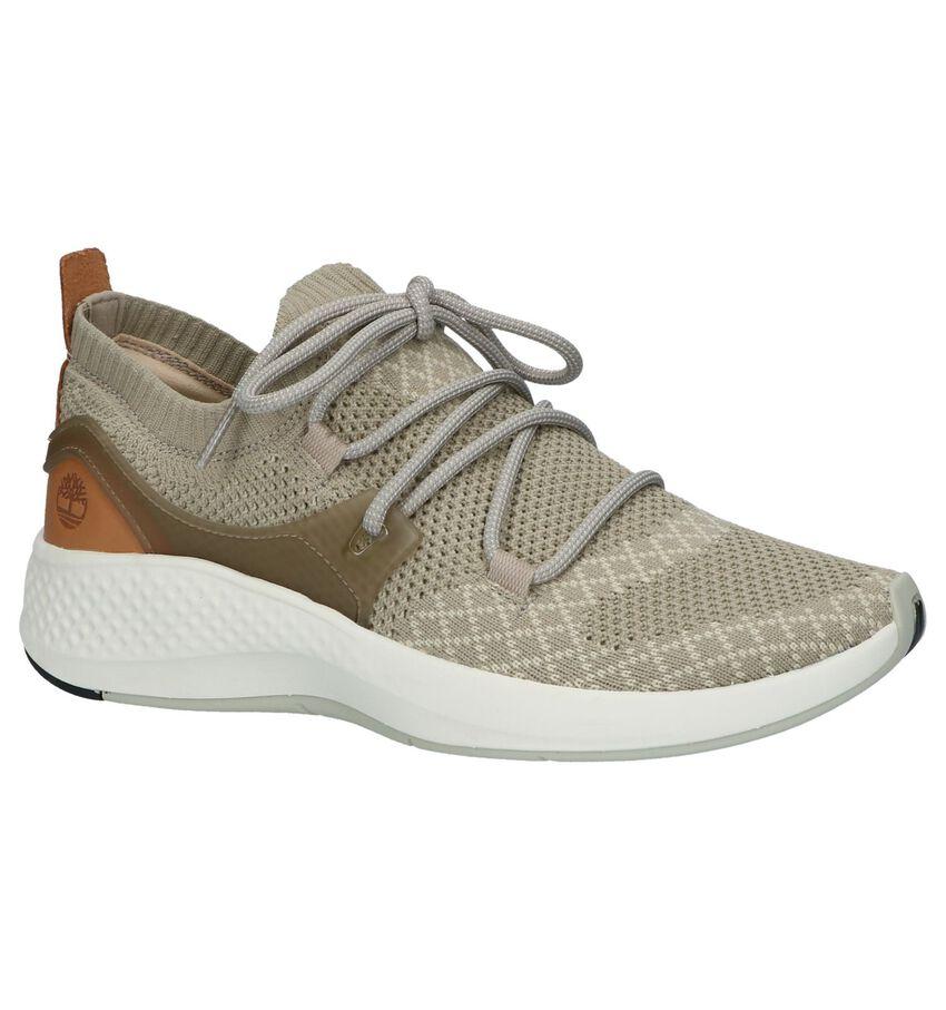 Timberland Beige Lage Sportieve Sneakers