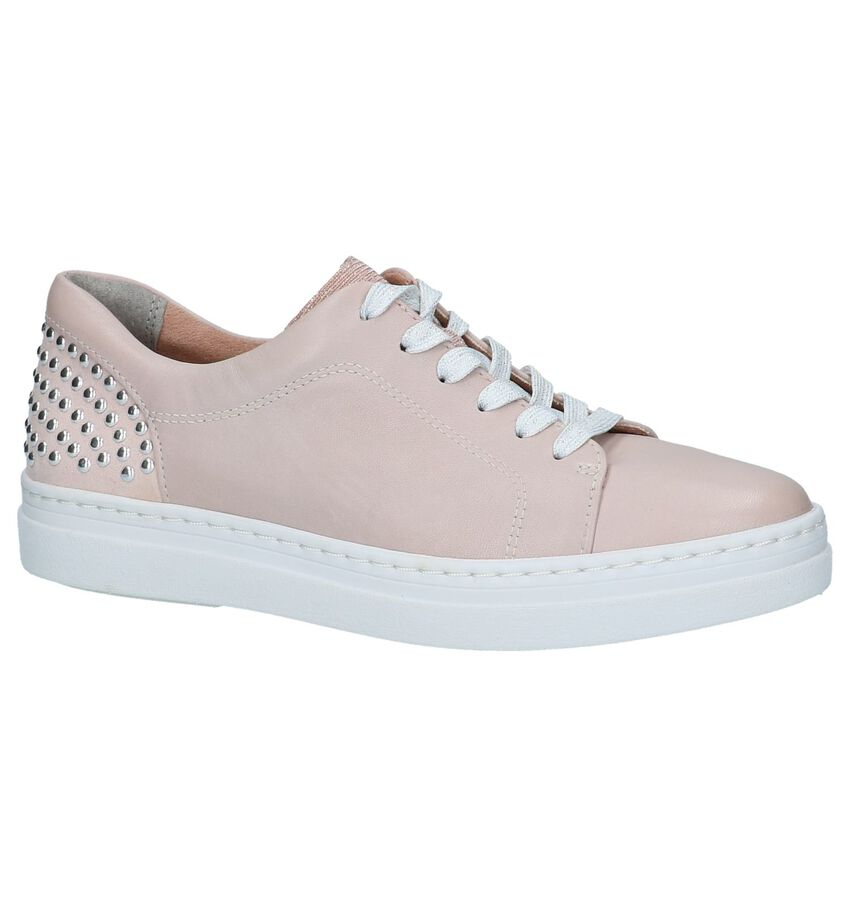 Tamaris Touch it Roze Veterschoenen