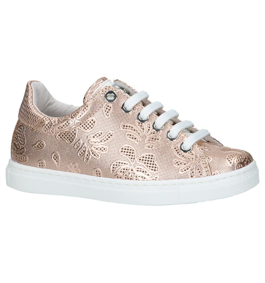 Schoenen met Rits/Veter Rose Gold Ciao Bimbi