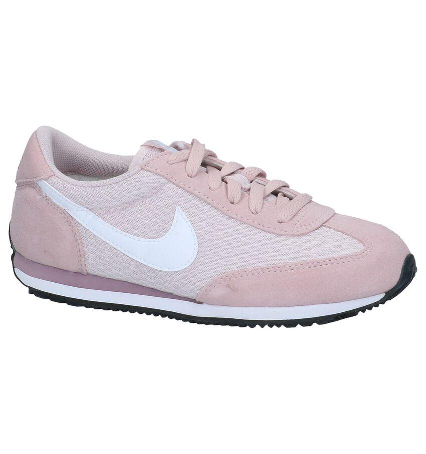 Licht Roze Nike Oceania Textile Sneakers