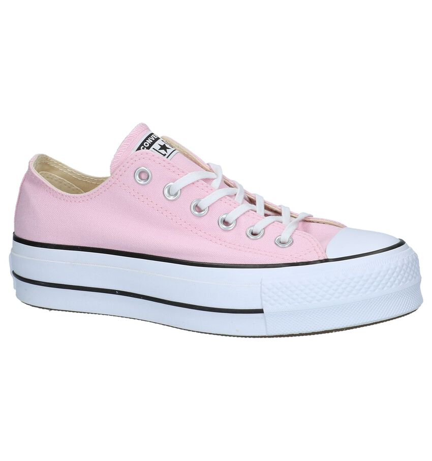 Converse Chuck Taylor All Star Lift Roze Sneakers