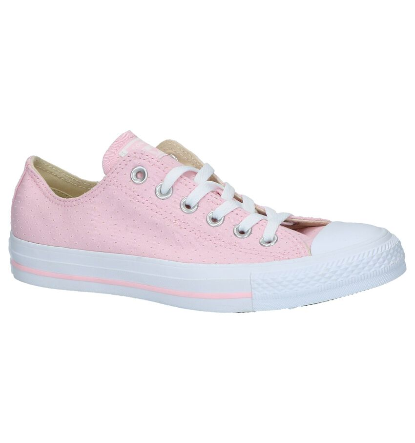 Converse Chuck Taylor All Star Pastel Roze Sneakers