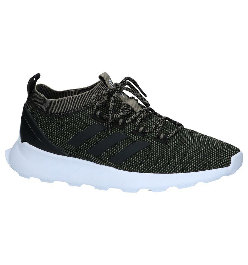 adidas Questar Rise Donker Groene Slip-on Sneakers