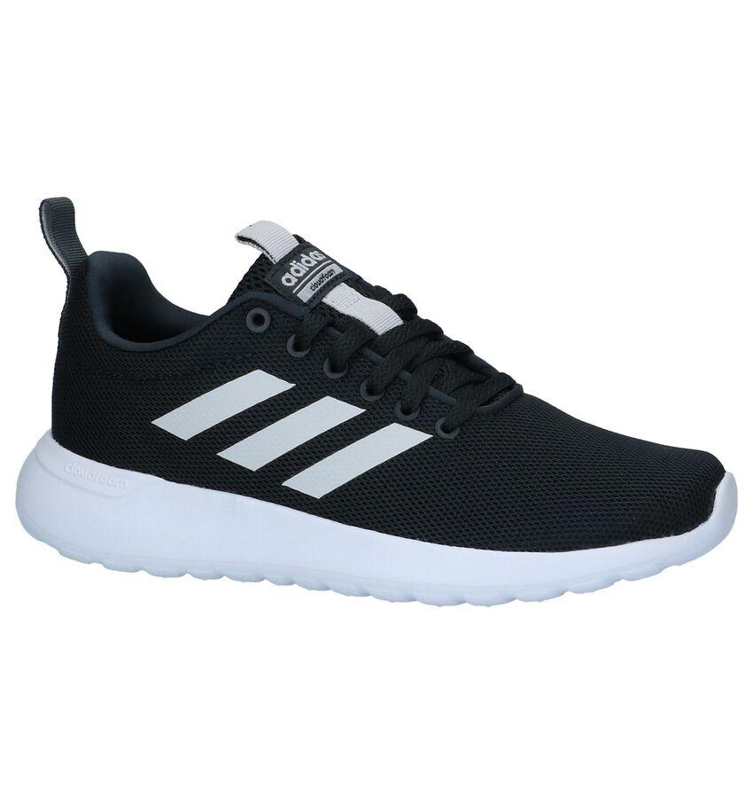 adidas Lite Racer Donkergrijze Sneakers