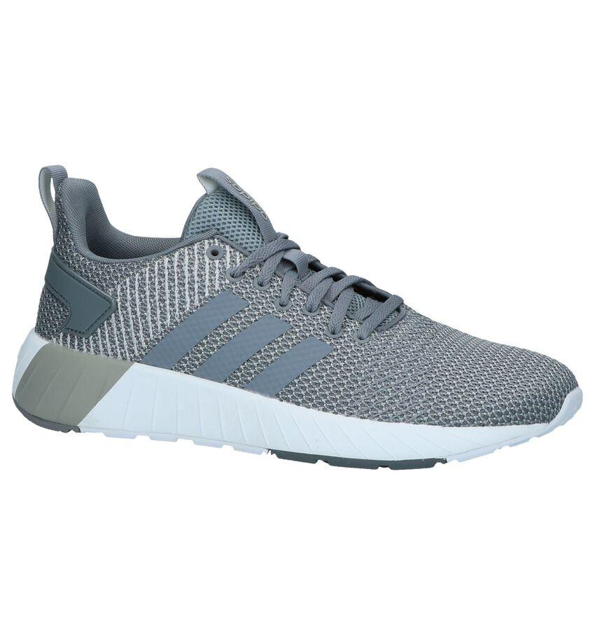 Adidas Questar BYD Licht Grijze Sneakers