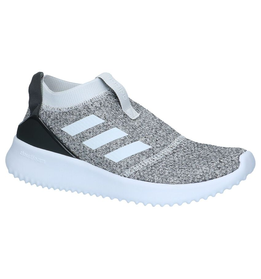 Grijze Slip-on Sneakers Adidas Ultimafusion