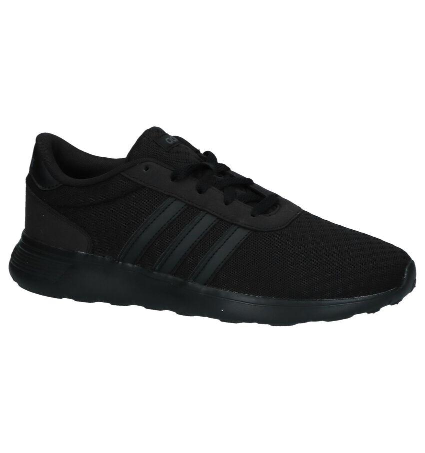 Zwarte Runner Sneakers Adidas Lite Racer