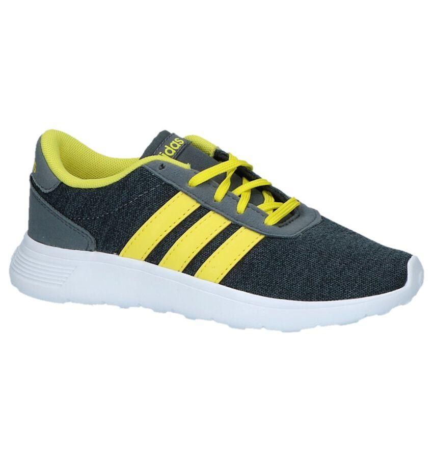 adidas Lite Racer K Grijze Sneakers