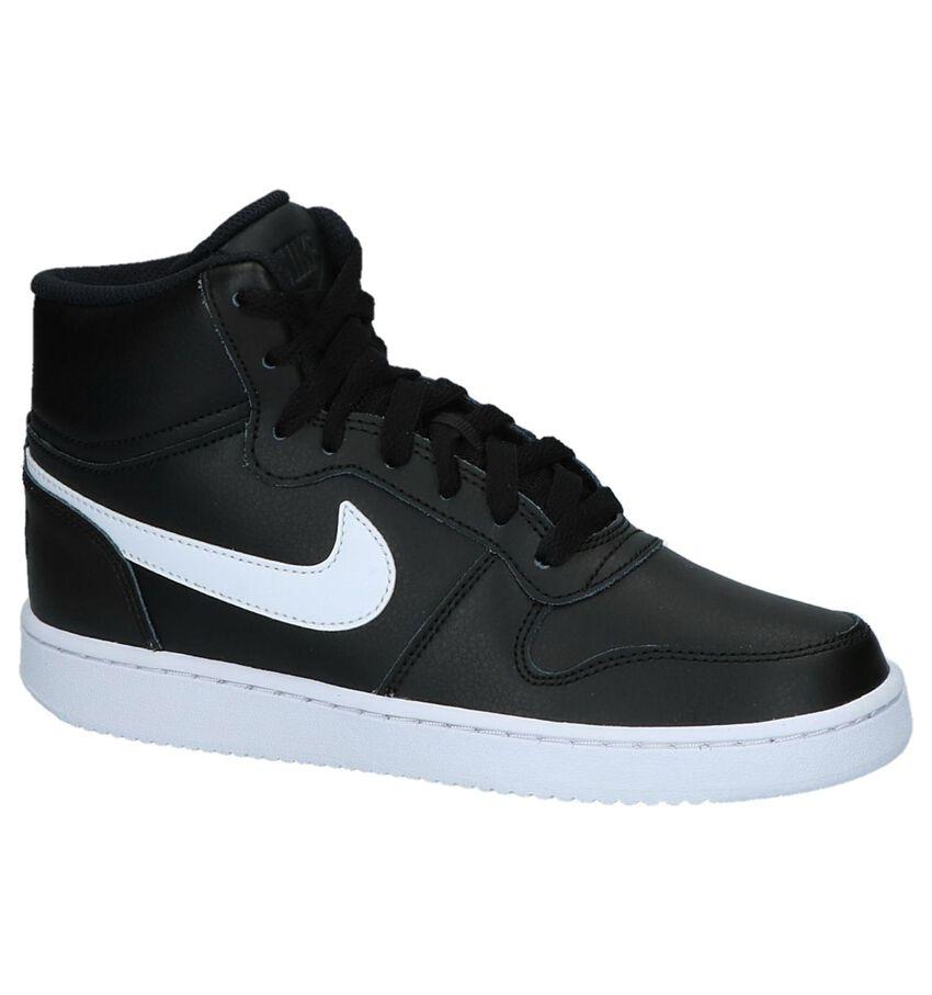 Zwarte Sneakers Nike Ebernon Mid