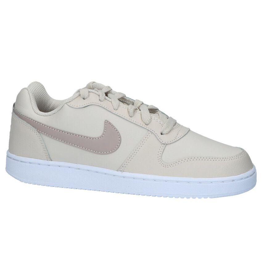 Nike Ebernon Licht Beige Sneakers