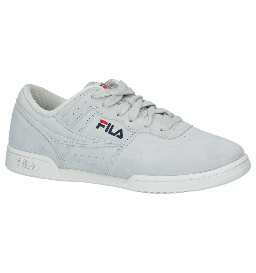 Ecru Sneakers Fila Original Fitness