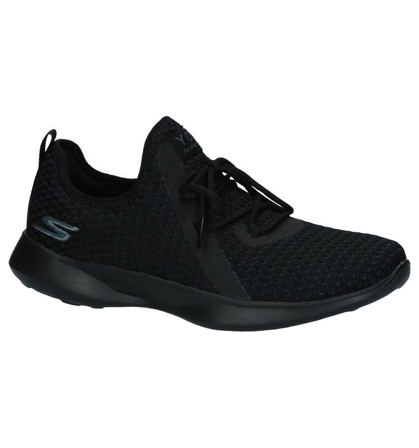 Zwarte Slip-on Sneakers You By Skechers Serene