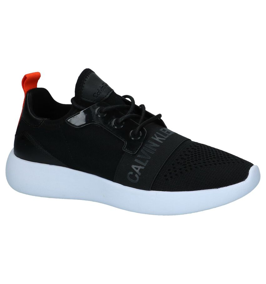 Calvin Klein Meryl Zwarte Sneakers